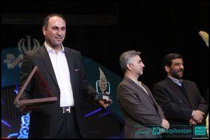 مراسم تجلیل از برگزیدگان جشنواره تلویزیونی جام جم