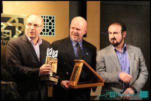 دومین دوره  جایزه جهانی خشت طلایی تهران