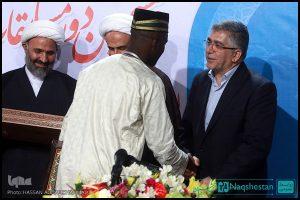 اختتامیه ششمین دوره مسابقات قرآن دانشجویان مسلمان